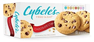 3 Savers Package:Cybele's Chocolate Chip Cookies (6x6OZ )