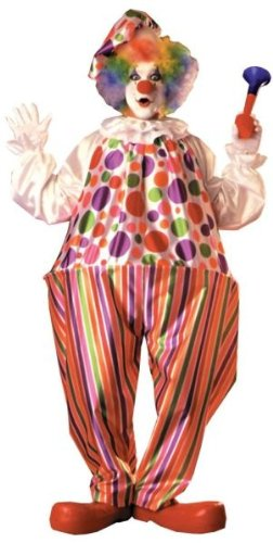 USA Wholesaler- 17254055-Harpo Hoop Clown Costume