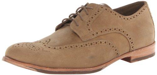 ROCKPORT 乐步 Castleton Wingtip 男款真皮休闲鞋 $56.76(约¥450)