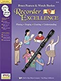 Recorder Excellence - Student Book (w/ CD / DVD / iPAS) (Enhanced Version)