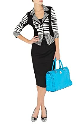 Essential Black Pencil Skirt
