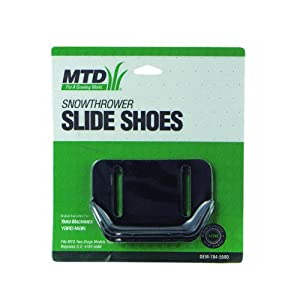 OEM-784-5580 MTD Slide Shoe For Snow Throwers Replaces 784-5580