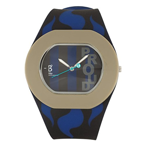 b360-watch-unisex-quartz-watch-analogue-display-and-silicone-strap-b-proud-inter-milan