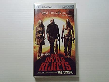 The Devil's Rejects: Unrated - UMD Video for PSP