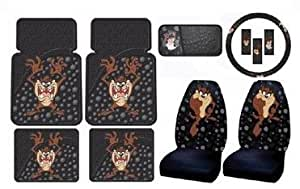 Amazon Com Tasmanian Devil Taz W Attitude 8pc Combo Set