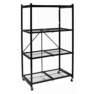 Amazon.com: Origami R5-01W General Purpose 4-Shelf Steel ...