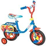 "Huffy 10"" Spiderman Bike with Training Wheels"
