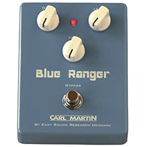 Killer Deal on the Carl Martin Vintage Series Blueranger Overdrive