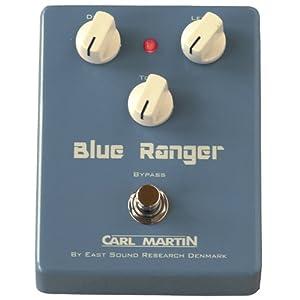 Killer Deal on the Carl Martin Vintage Series Blueranger Overdrive