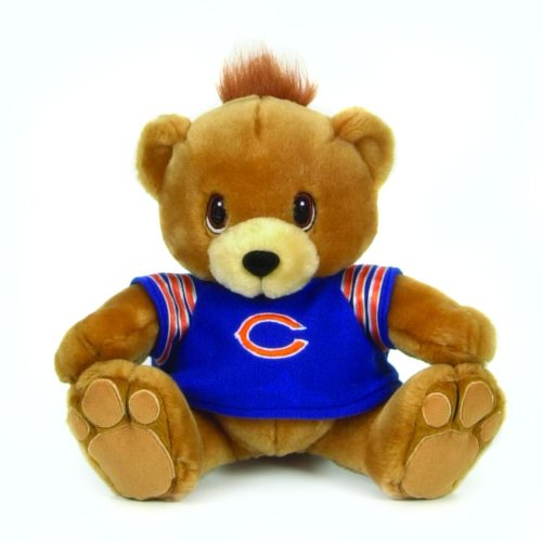 Chicago Bears 9- Inch Plush Mascot - 1