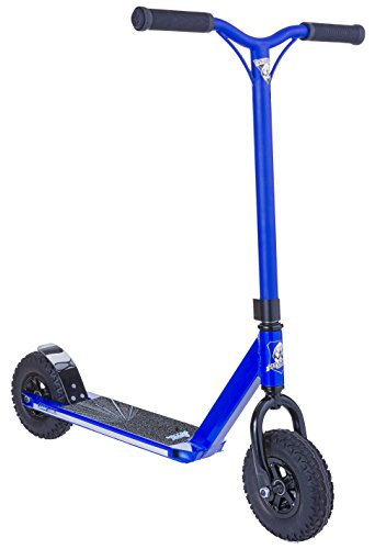 Grit Fluxx Dirt Scooter (Blue)