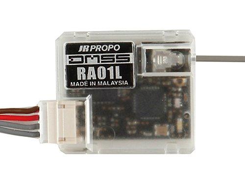 JR RA01L DMSS Telem Antenna Mod Short Range, Coax