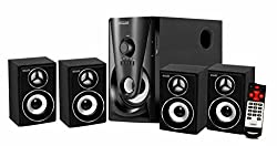 Mitashi HT 4550 BT 4.1 Channel Home Theatre System with Bluetooth (Black)