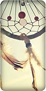 Dreamcatcher by Sanchali Printed Back Cover Case For Coolpad Max
