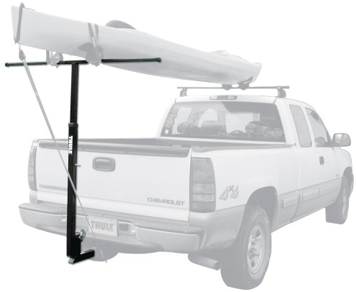 Hitch Mounted Canoe Racks by Jrg
