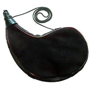Amazon.com | Designo Wino Bota Bag (Black): Glassware