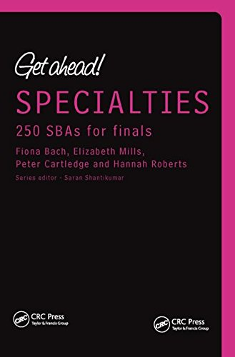 Get ahead! SPECIALTIES 250 SBAs for Finals - Best Price £18.77