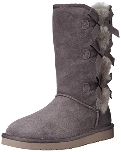 399b35afd6c Koolaburra by UGG Women's Victoria Tall Winter Boot, Rabbit, 10 M US ...