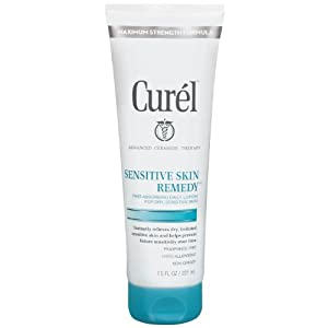Curel Sensitive Skin Remedy Lotion, 7.5 Ounce