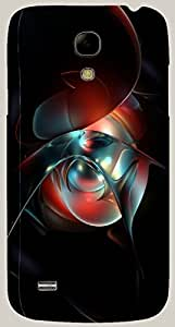Outstanding multicolor printed protective REBEL mobile back cover for Samsung I9190 Galaxy S4 mini D.No.N-R-4305-S4M