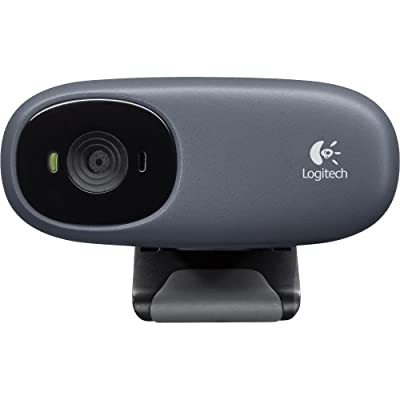 Webcam C110 with USB Cable