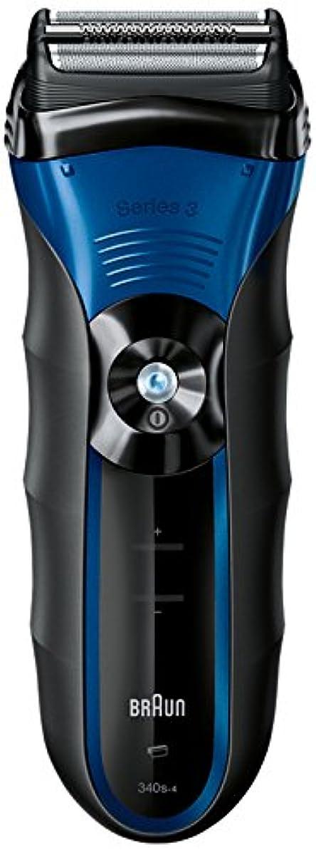 [해외] Braun Series 3 340s Wet & Dry Rasierer