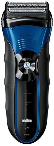 Series 3 340s-4 Wet&Dry - Shaver (Braun Series 340s4 compare prices)