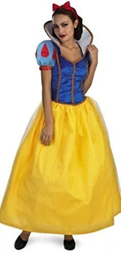 NonEcho Halloween Princess Costume for Women Fairy Tale