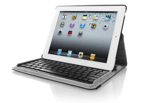 Targus Versavu Keyboard and Case for iPad 2, 2G, Wifi / 3G Model 16GB, 32GB, 64GB, THZ084US (Black/Gray)
