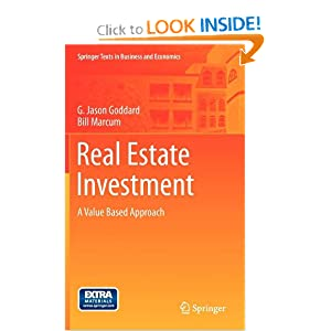 Download e-book Real Estate Investment: A Value Based Approach (Springer Texts in Business and Economics)