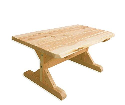 b+t IST100-N Krippen-Tisch / zerlegbar/ aus Douglasie