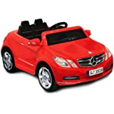 Mercedes Benz E550 6V, Red