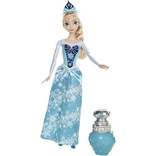 Frozen - Muñeca Elsa color mágico (Mattel BDK33)