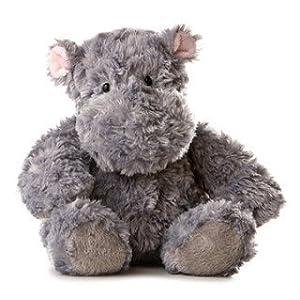 Aurora World Plush Hippo Tubbie Wubbie