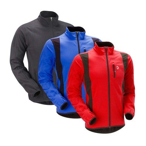 Tenn Blaze Soft Shell Waterproof/Windproof Cycle Jacket