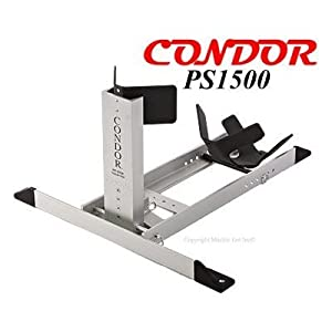Condor - #PS1500 - Pit Stop/Floor Stand - Motorcycle Wheel Chock