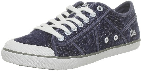 tbs-violay-7781-damen-schnurhalbschuhe-blau-toile-delavee-denim-36-eu