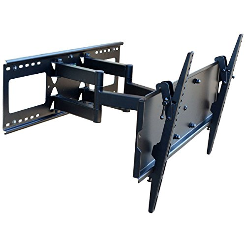 "Videosecu Mounts Tv Wall Mount For Most 32"" - 65"" Lcd Led Plasma Flat Panel Tv With Vesa From 200X100 To 684X400Mm, Full Motion Swivel Tilting Articulating Arm Mount Bracket Studs Up To 24"" B71"