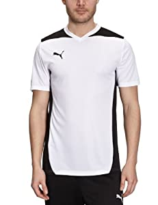 PUMA Foundation Training Men's Tracksuit Top white-black Size:S
