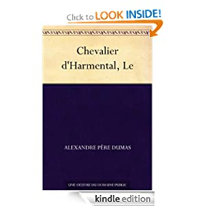Chevalier d'Harmental, Le (French Edition)