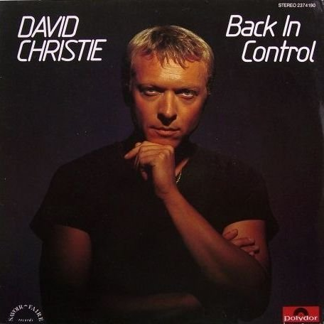 David Christie - Back In Control - Zortam Music