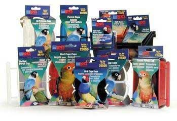 Image of Bird Supplies Highback Perch Cup Medium 2Pk Sleeved (B004LOBJU6)