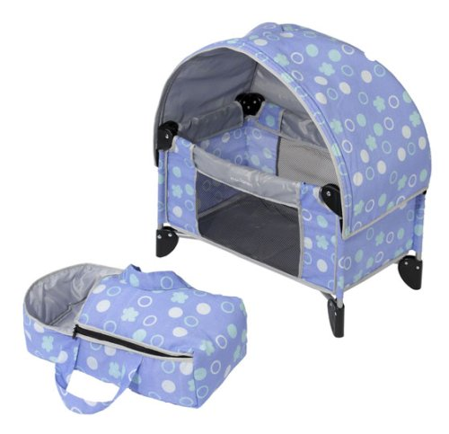 Maclaren Toy Pack and Play Portable Playpen for 18' Dolls