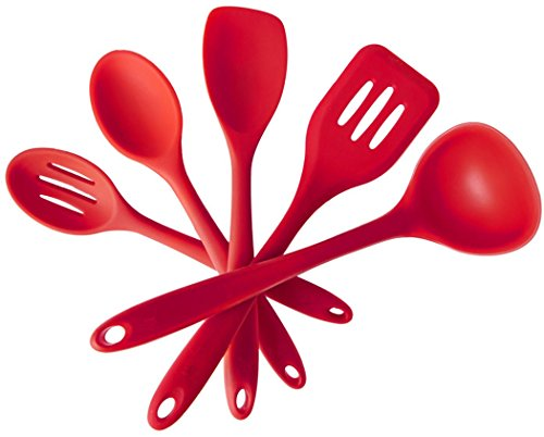 holzsammlungr-5-pieces-premium-silicone-kitchen-cooking-utensil-set-including-ladle-rice-paddle-mixi