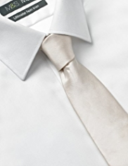 Pure Silk Wedding Tie with Handkerchief