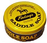 Paste Saddle Soap 12 Oz - Yellow