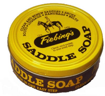 Fiebings Saddle Soap 12oz