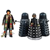 Doctor Who Classic Genesis of the Daleks Action Figure Set