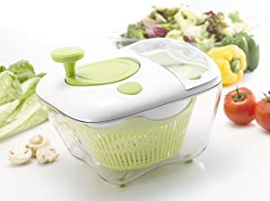 Chef's Star Multi-Function All In One Salad Spinner with Grater by Chefs Star�