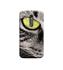 EPICCASE Premium Printed Back Case Cover With Full protection For Motorola Moto G3 (Designer Case)